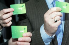 Half a million people now own a Leap Card