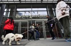 The New York Times fires executive editor Jill Abramson