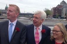 'I'm the right person at the right time': Alex White joins Joan Burton in contest for Labour leadership