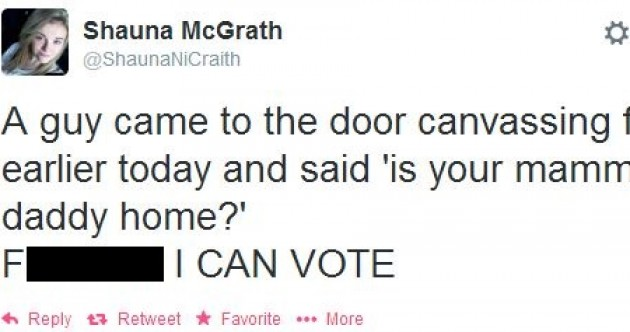 Been patronised on the doorstep? You're not alone