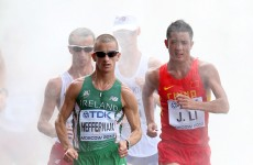 'You could live like a celebrity if you wanted': Rob Heffernan is chasing that winning feeling again