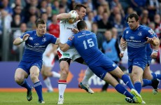 Analysis: Added line speed moves Leinster's defence in positive direction