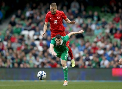 5 talking points from Ireland s loss to Turkey · The42 14f4cc5eaf305