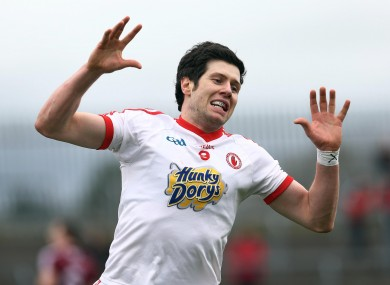 Sean Cavanagh believes teams can't afford to go toe-to-toe with Dublin.