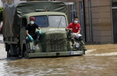 Ireland provides €50k to Balkans after worst flooding in living memory