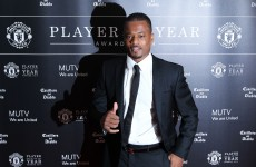 Patrice Evra signs new one-year contract with United