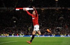 'Trust me, we will be back': RVP looks like he knows the next Manchester United manager quite well