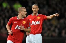 Gary Neville: Losing Vidic and Ferdinand is 'risky' for Man Utd