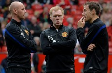 Class of Ninety-Through? Scholes doesn't expect to be part of van Gaal's United backroom