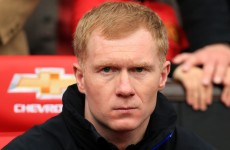 Scholes: England should play like Liverpool in Brazil