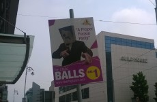 There's a 'ballsy' new party looking for your vote