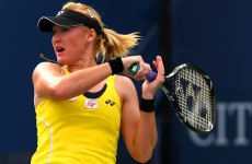 British tennis player Elena Baltacha dies of liver cancer, aged 30