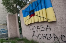 Nine Ukraine soldiers killed by Russian separatists