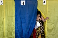 Many polling stations closed as Ukraine votes in crucial presidential election