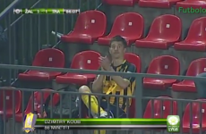 The best goal celebration you'll see today