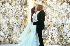 Kim and Kanye's wedding Instagram took FOUR DAYS' work… it's The Dredge