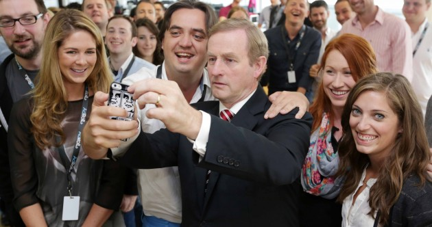 The Enda Selfie to Enda All Enda Selfies