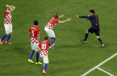 'There will be 100 penalties in this World Cup,' fumes Croatia coach Kovac