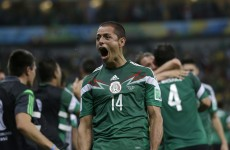 Javier Hernandez hopes to secure Man Utd future by knocking LVG out of World Cup