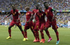 Ghana embroiled in match-fixing scandal after The Telegraph/Channel 4 sting