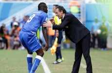 Cesare Prandelli resigns, 'taking responsibility' for Italy's early World Cup exit