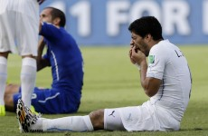 Luis Suarez banned 'from any football activity' for four months