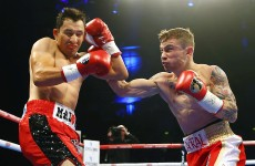 Frampton gets world title fight with old foe Kiko Martinez
