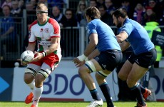 Harinordoquy leaves Eddie O'Sullivan and Biarritz for a final season with Toulouse