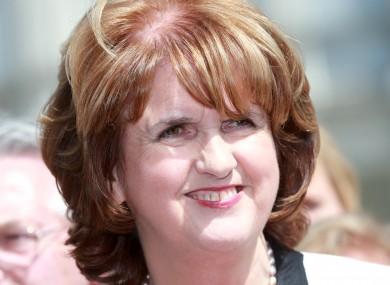 Minister Joan Burton