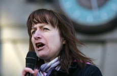 """Clare Daly says gardaí at Corrib gas site are the """"hired hands"""" of Shell"""