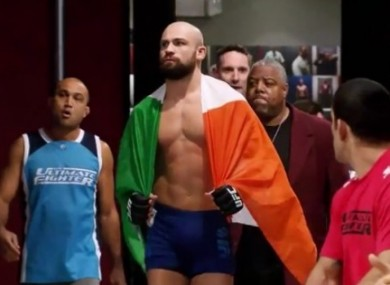 Pendred recently featured on the latest season of The Ultimate Fighter.