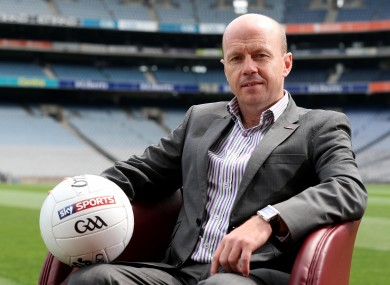 Peter Canavan will stepping up to the mark for Sky Sports on Saturday night in Sligo.