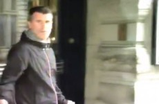 Sky Sports got themselves the Roy Keane death stare today