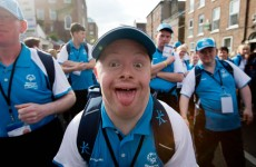 PHOTOS: Athletes ready as Special Olympics Ireland get underway