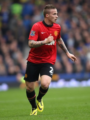 Buttner made 28 appearances for United.