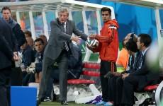 'I don't feel I need to resign' – England boss Hodgson after Uruguay loss