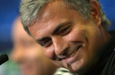 Mourinho: I was very close to taking the England job – but my wife told me not to