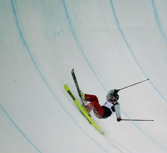 Sochi Olympics Freestyle Skiing Women