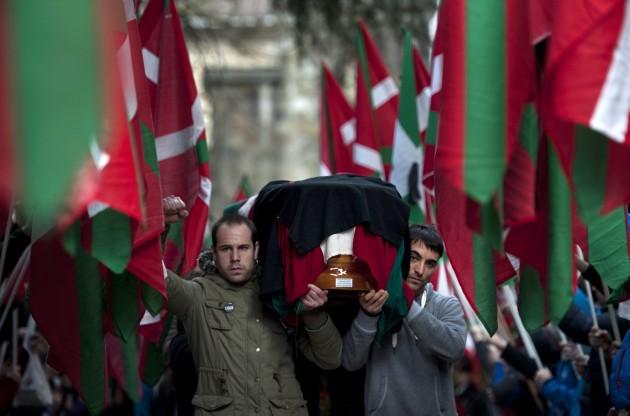 Spain Basques