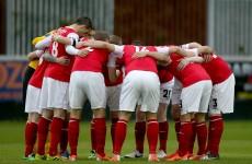 St Pat's draw Legia Warszawa in Champions League qualifying round