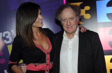 Vincent Browne tried to work through pneumonia and ended up in hospital