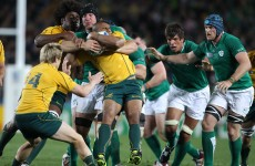 Rag-dolling Will Genia and six of Stephen Ferris' other memorable moments