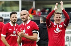 Rosenborg sack manager ahead of Sligo Rovers second leg
