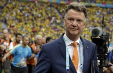 Louis van Gaal set for first day as Manchester United manager