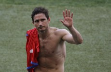 Frank Lampard set to seal New York switch – reports