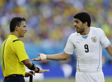 Rodriguez and Suarez.