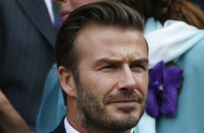 Gerrard should remain as England captain, says Beckham