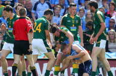 GAA to wait for referee's report on Dublin 'bite' allegation