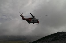 Three people airlifted from Croagh Patrick after sustaining injuries