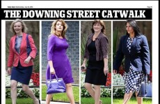 The most preposterous bits of the Daily Mail's sexist cabinet reshuffle coverage
